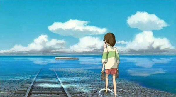 跟随千寻一次打卡两个IP梦幻水上火车&天空之镜